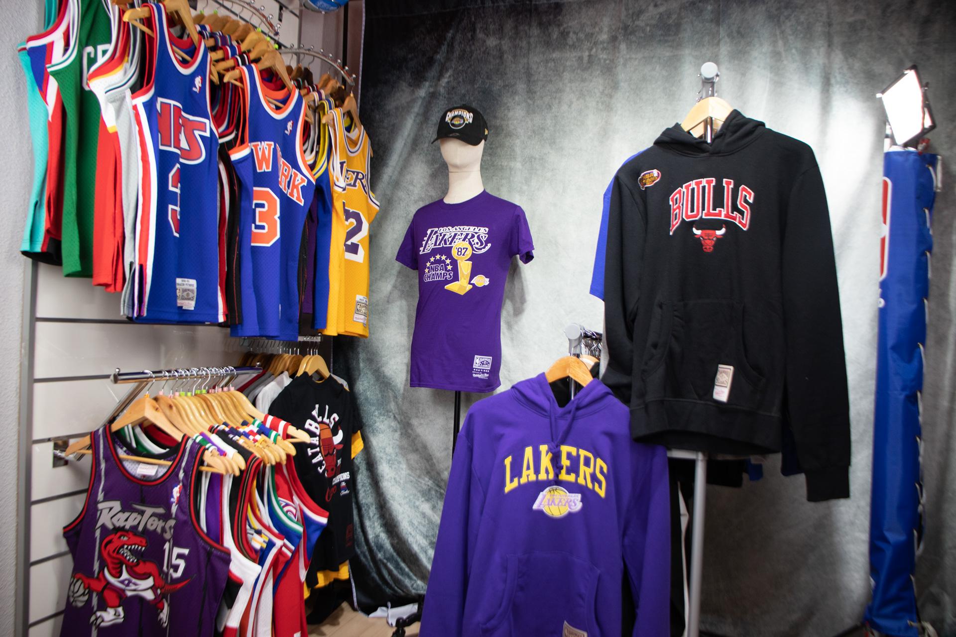 Ropa NBA Hardwood Classics. Sugerencias regalos Navidad 2020. Basketspirit.com
