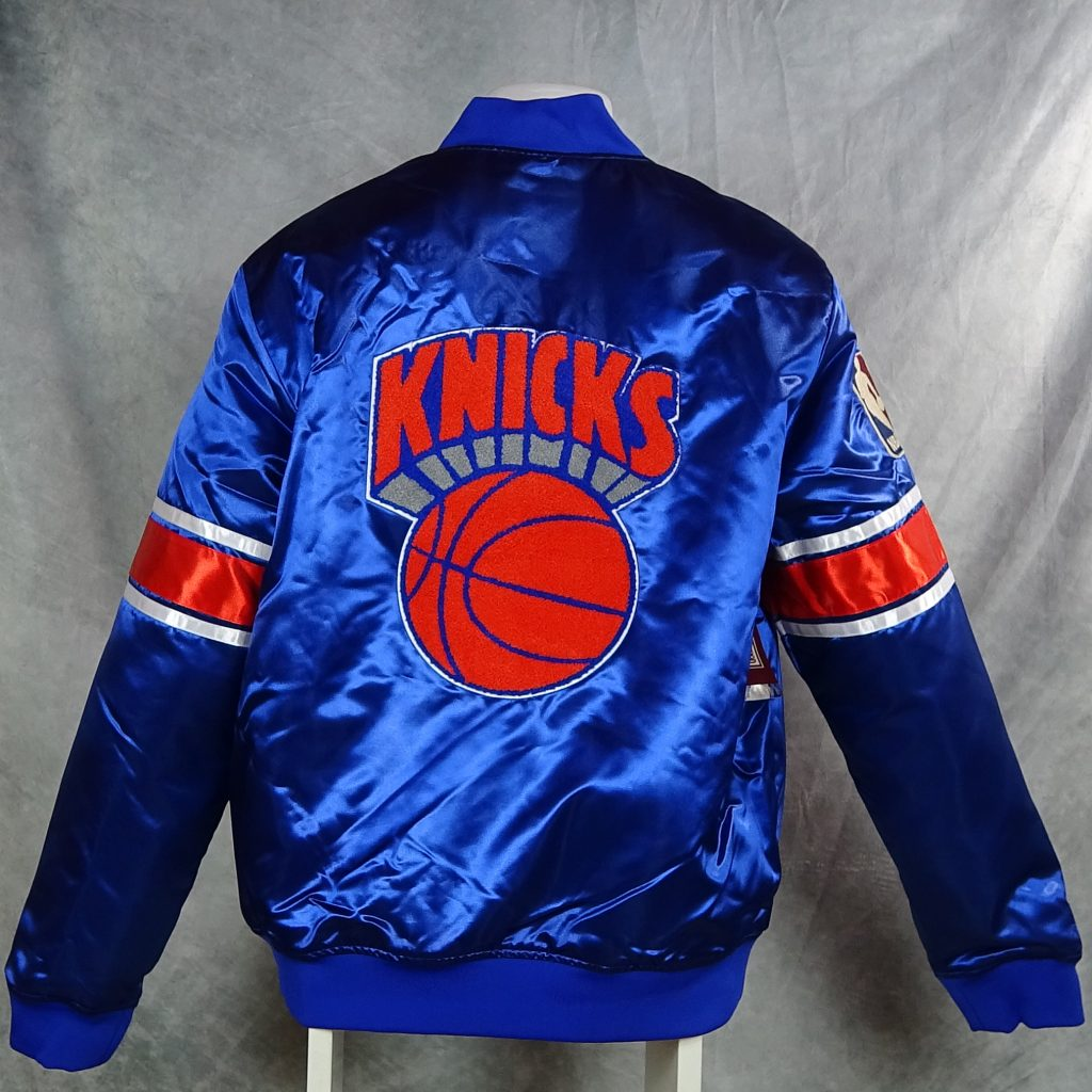 Chaqueta NBA Hardwood Classics. New York Knicks. Mitchell and Ness