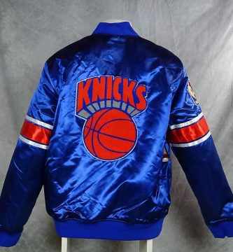 Chaqueta NBA Hardwood Classics. New York Knicks. Mitchell and Ness