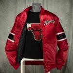 Chaqueta Chicago Bulls Hardwood Classics
